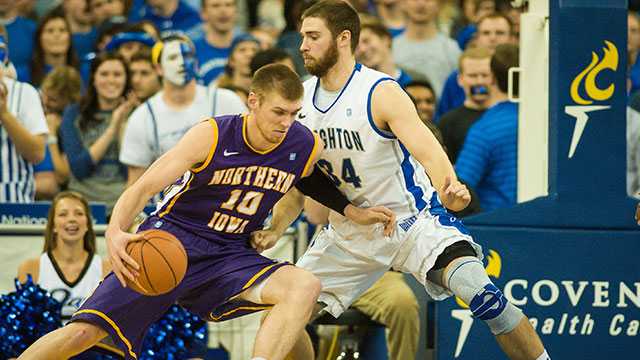 Creighton vs. Northern Iowa