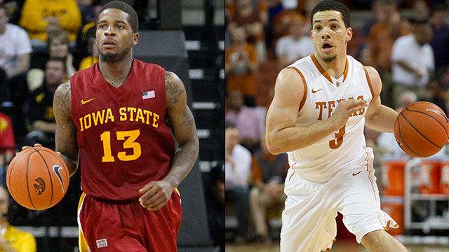 Iowa State vs. Texas