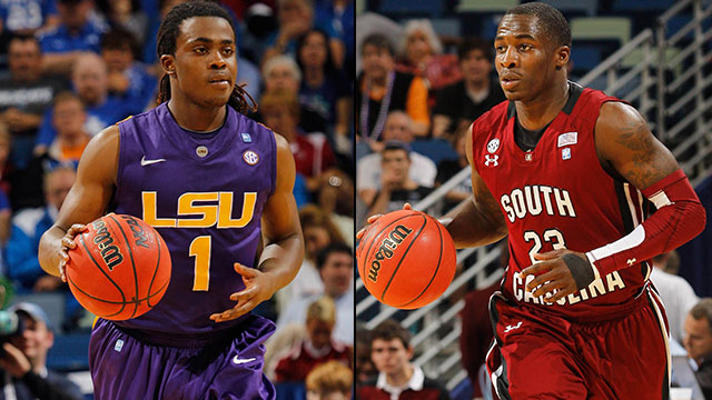 LSU vs. South Carolina