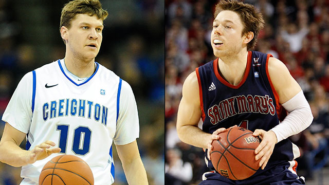 Creighton vs. St. Mary's (CA.): Journey To The Tourney