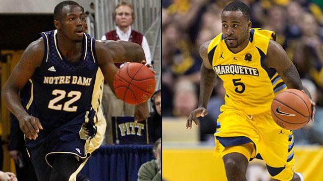 #21 Notre Dame vs. #22 Marquette