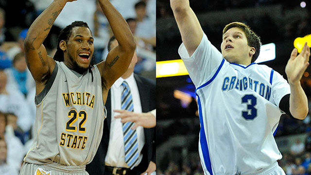 Wichita State vs. Creighton (Wildcard Game)