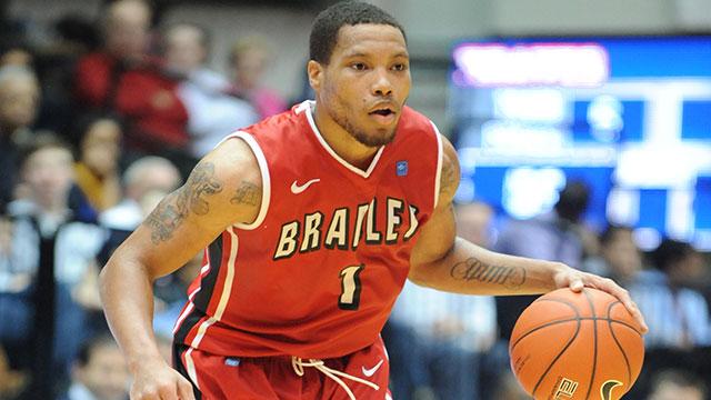 Drake vs. Bradley (Opening Round): Missouri Valley Men's Basketball Tournament