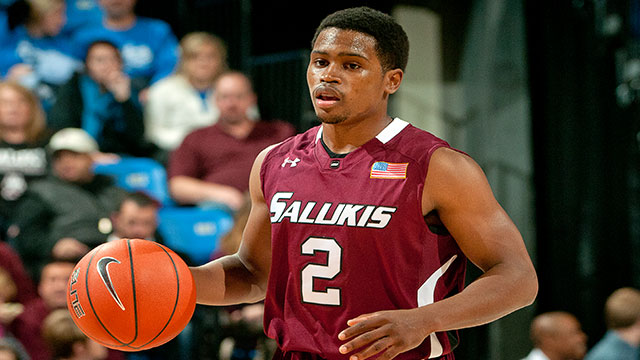 Southern Illinois vs. Missouri State (Opening Round): Missouri Valley Men's Basketball Tournament