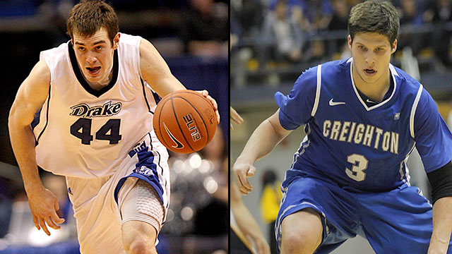 Drake vs. Creighton (Quarterfinal #1): MVC Men's Basketball Tournament