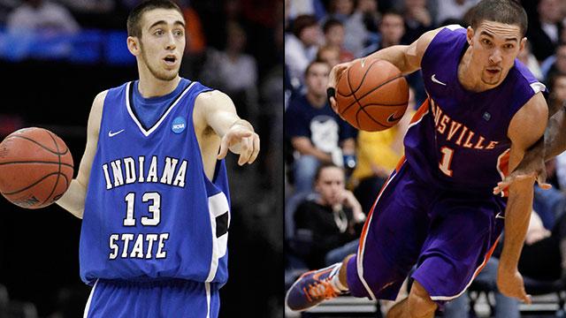 Indiana State vs. Evansville (Quarterfinal #2): MVC Men's Basketball Tournament