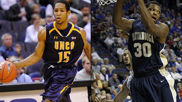 UNC-Greensboro vs. Chattanooga (Exclusive First Round): SOCON Men's Basketball Championships