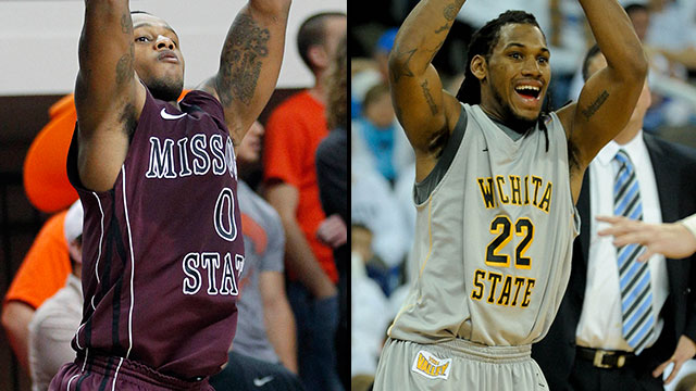 Missouri State vs. Wichita State (Quarterfinal #3): MVC Men's Basketball Tournament