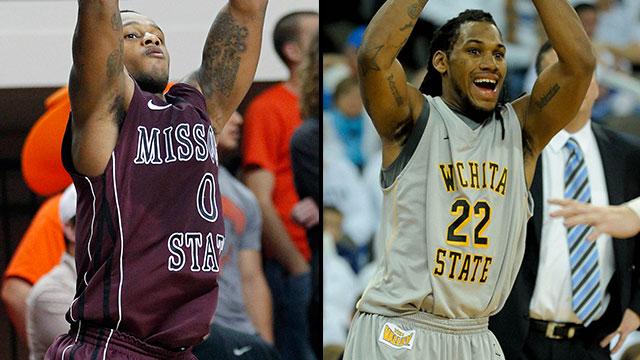 Missouri State vs. Wichita State (Quarterfinal #3): MVC Men's Basketball Tournament