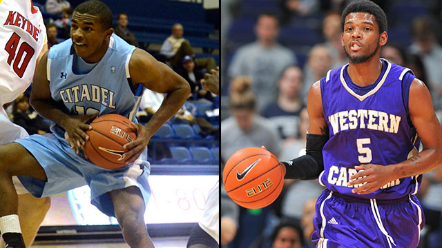 Citadel vs. Western Carolina (Exclusive First Round): SOCON Men's Basketball Championship