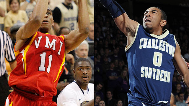VMI vs. Charleston Southern (Exclusive Semifinal #1): Big South Men's Basketball Championship
