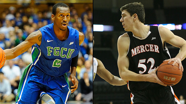 Florida Gulf Coast vs. Mercer (Championship): Atlantic Sun Men's Basketball Championship