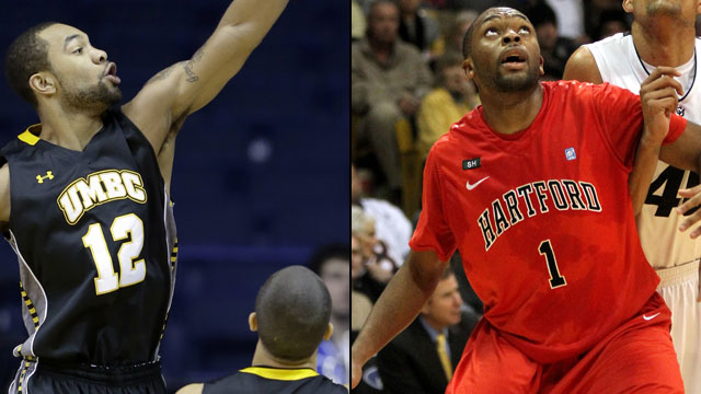 Umbc vs. Hartford (Exclusive Quarterfinal #2): America East Men's Basketball Championship