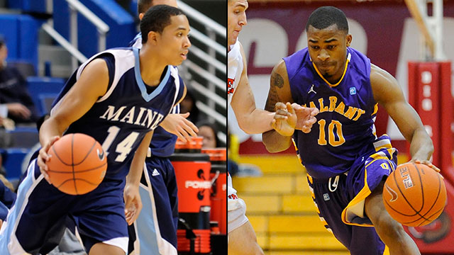 Maine vs. Albany (Exclusive Quarterfinal #4): America East Men's Basketball Championship