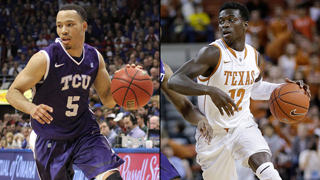 TCU vs. Texas (First Round, Game 2): Big 12 Men's Basketball Championship