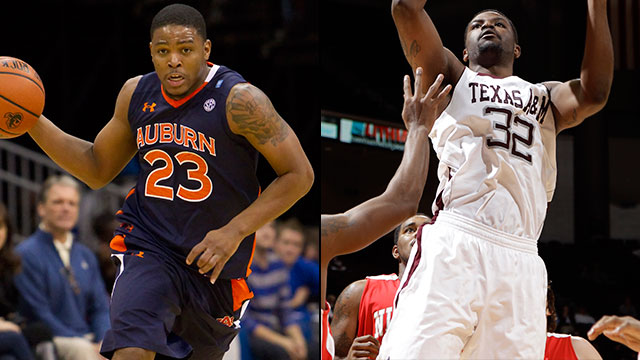 Auburn vs. Texas A&M (Opening Round): SEC Men's Basketball Tournament