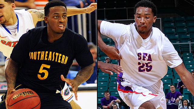 Southeastern Louisiana vs. Stephen F. Austin (Exclusive Semifinal #1): Southland Men's Basketball Tournament