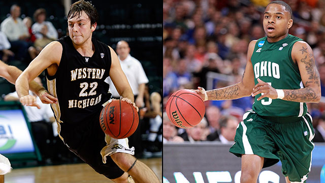 Western Michigan vs. Ohio (Semifinal #2): MAC Men's Basketball Tournament