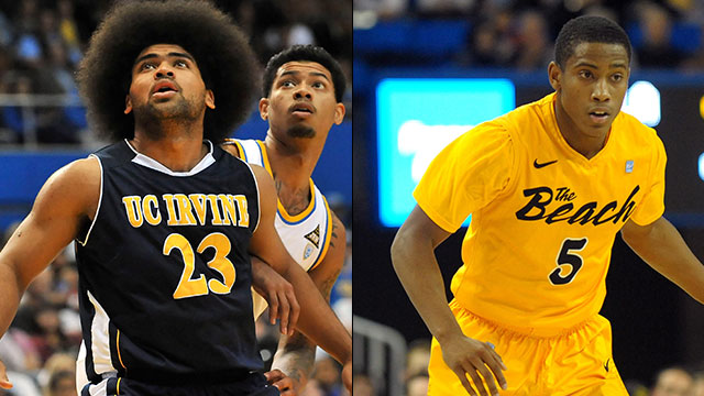 UC Irvine vs. Long Beach State (Semifinal #1): Big West Men's Basketball Championship