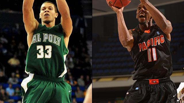Cal Poly vs. Pacific (Semifinal #2): Big West Men's Basketball Tournament