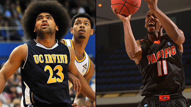 UC Irvine vs. Pacific (Championship): Big West Men's Basketball Championship