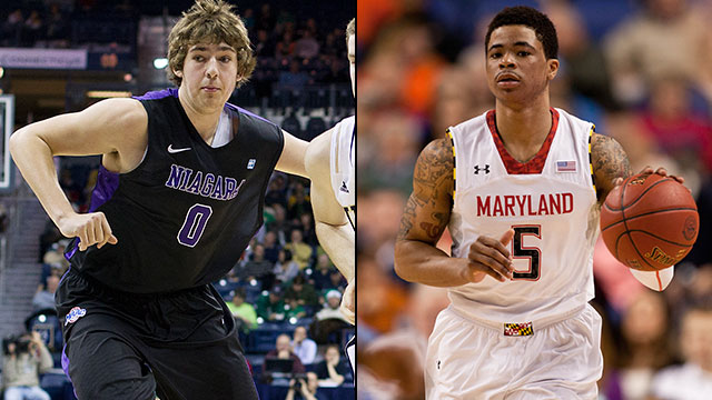 #7 Niagara vs. #2 Maryland (First Round): 2013 NIT