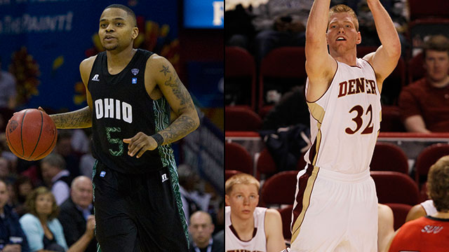 #6 Ohio vs. #3 Denver (Exclusive First Round): 2013 NIT