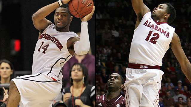 #8 Northeastern vs. #1 Alabama (First Round): 2013 NIT