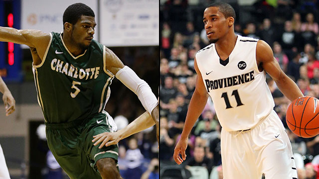 #5 Charlotte vs. #4 Providence (Exclusive First Round): 2013 NIT