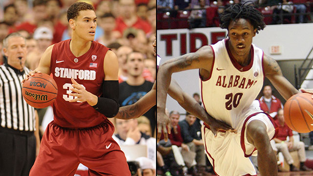 #4 Stanford vs. #1 Alabama (Second Round): 2013 NIT