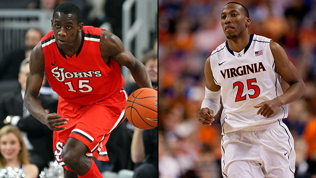 #5 St. John's vs. #1 Virginia (Second Round): 2013 NIT