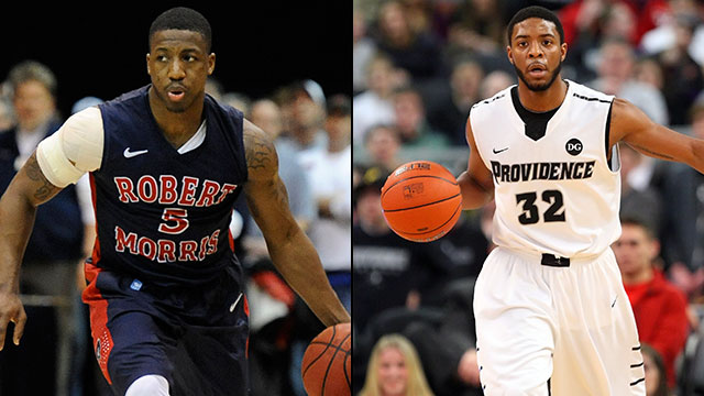 #8 Robert Morris vs. #4 Providence (Second Round): 2013 NIT