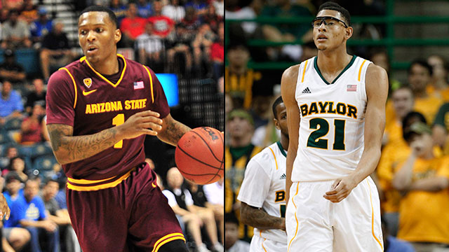 #3 Arizona State vs. #2 Baylor (Second Round): 2013 NIT