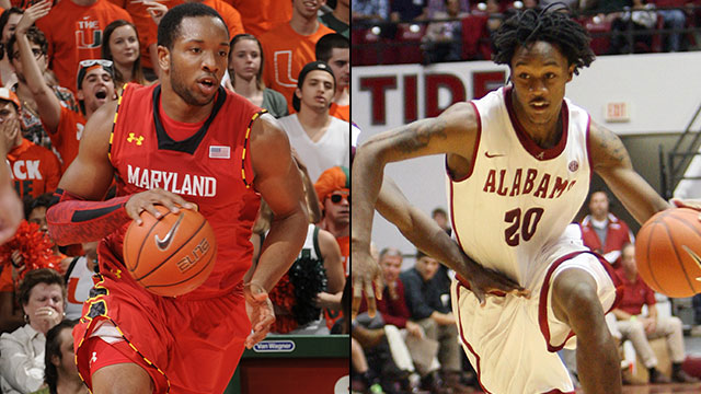 #2 Maryland vs. #1 Alabama (Quarterfinal #1): 2013 NIT