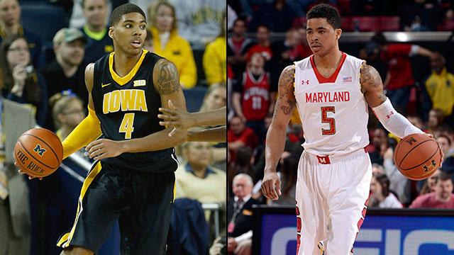 #3 Iowa vs. #2 Maryland (Semifinal #2): 2013 NIT