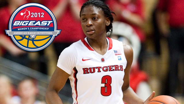 #14 Marquette vs. #6 Rutgers (Second Round): Big East Tournament
