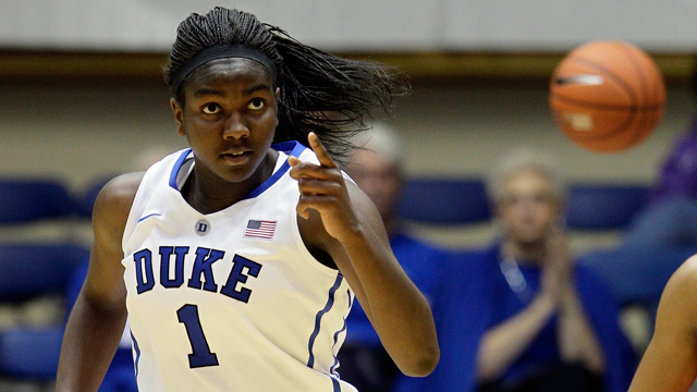 #15 Samford vs. #2 Duke (First Round): NCAA Women's Basketball Championship
