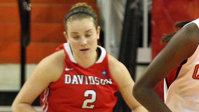 #4 Samford vs. #1 Davidson (Semifinal #1): Southern Conference Tournament