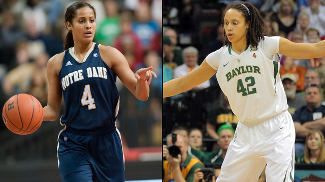 #1 Notre Dame vs. #1 Baylor (National Championship): NCAA Women's Basketball Championship