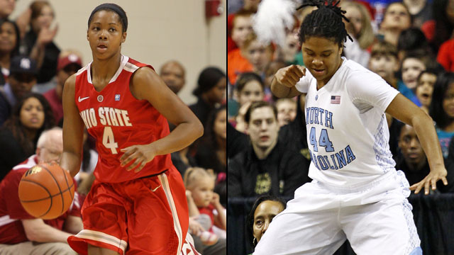 #15 Ohio State vs. #22 North Carolina (Exclusive)