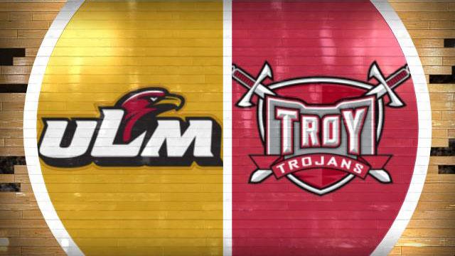 Louisiana-Monroe vs. Troy