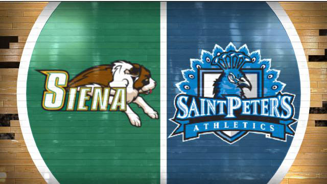 Siena vs. Saint Peter's (Exclusive)