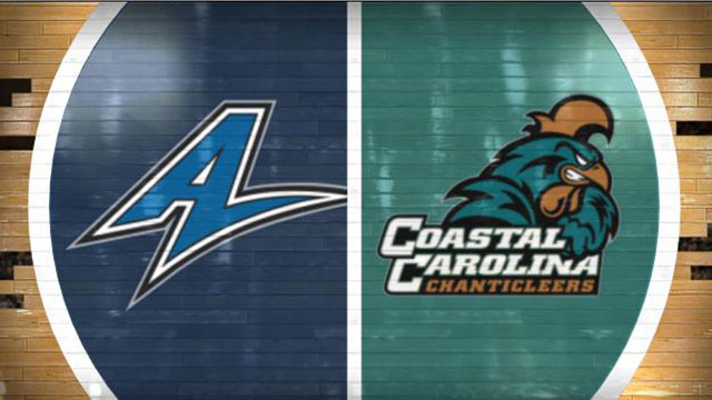 UNC Asheville vs. Coastal Carolina (Exclusive)