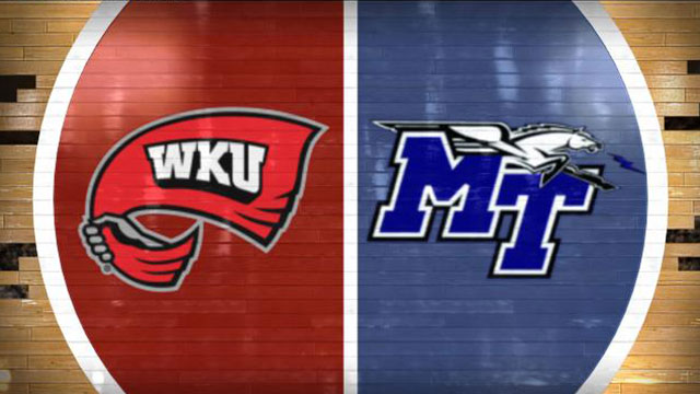 Western Kentucky vs. Middle Tennessee State (Exclusive)