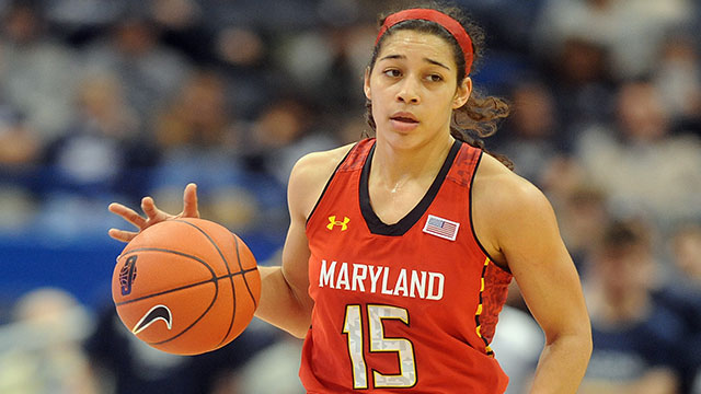 #7 Maryland vs. Virginia