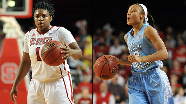 North Carolina State vs. #16 North Carolina