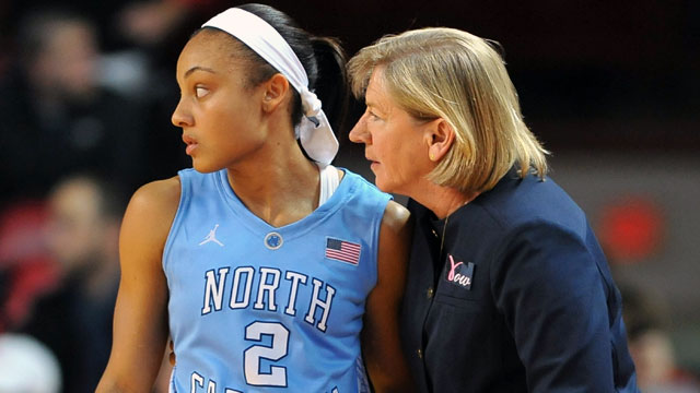 #16 North Carolina vs. Boston College (Exclusive)