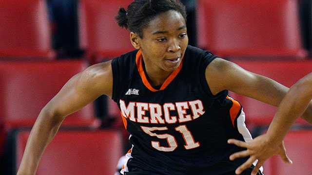 Jacksonville vs. Mercer (Exclusive Quarterfinal #3): Atlantic Sun Women's Basketball Championship