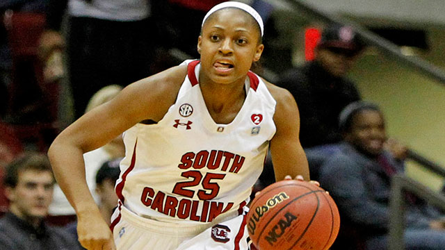 Alabama vs. South Carolina (First Round - Outermarket): SEC Women's Basketball Tournament