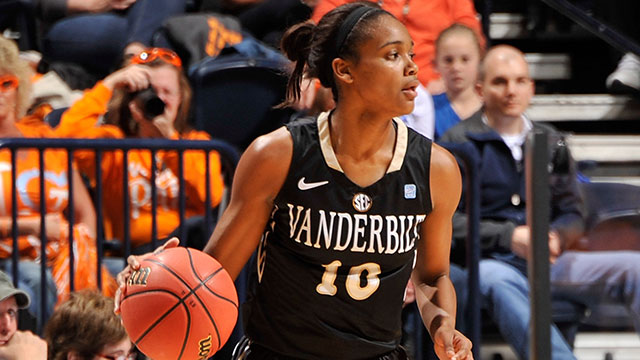 Missouri vs. Vanderbilt (First Round - Outermarket): SEC Women's Basketball Tournament